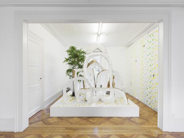 Vue de l'exposition <i>Le Trou</i>, Villa Bernasconi, Genève, 2012<br/>5/19 - Photo : © Dylan Perrenoud