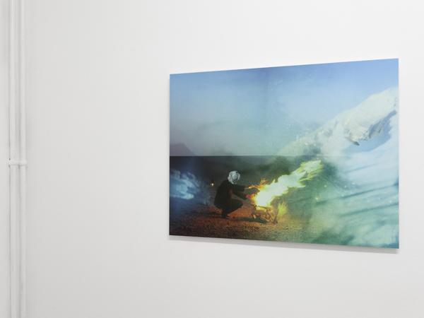 Vue de l'exposition <i>Le Trou</i>, Villa Bernasconi, Genève, 2012<br/>16/19 - Photo : © Dylan Perrenoud