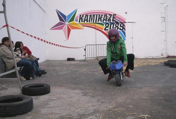 Kamikaze 2089, 2004