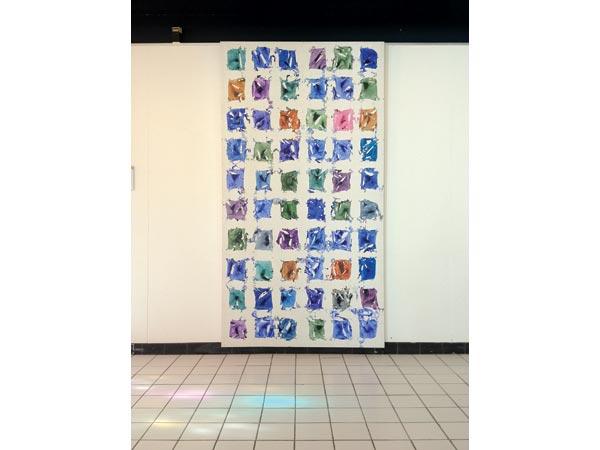 Huile sur toile, 143 x 260 cm</br>7/19