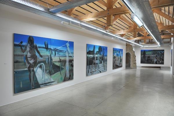Documents d'artistes Auvergne - Rhône-Alpes - Marc Desgrandchamps