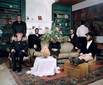 Documentation en art contemporain - Delphine Balley