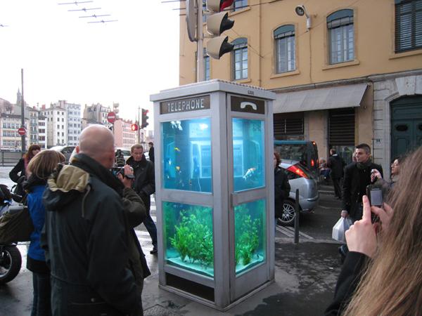 Intervention dans l'espace public