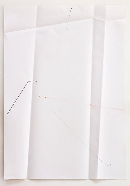 Encre sur papier, 59 x 42 cm