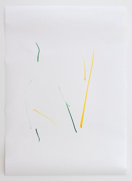 Encre sur papier, 41 x 30 cm