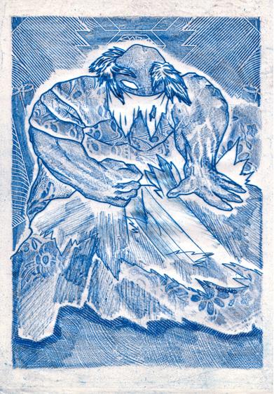 Documents d'artistes Auvergne - Rhône-Alpes - Ludovic Boulard le Fur