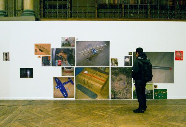 Documents d'artistes Auvergne - Rhône-Alpes - Baptiste Croze
