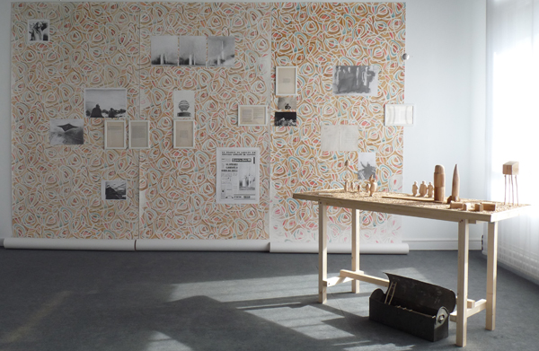 Documents d'artistes Auvergne - Rhône-Alpes - Sylvie Sauvageon