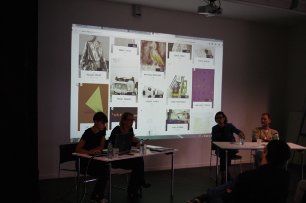Lucie Comerro, Lélia Martin-Lirot, Baptiste Croze, Martial Deflacieux