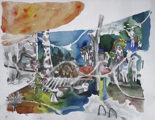 Documentation en art contemporain - Marie-Anita Gaube