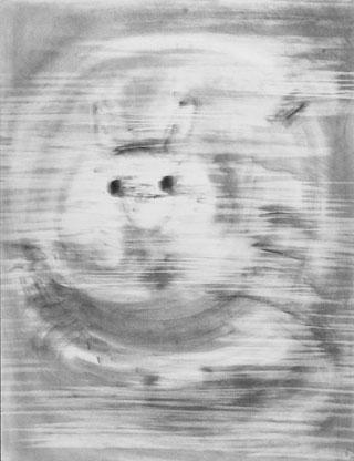 40 dessins, poudre de graphite, 65 x 50 cm