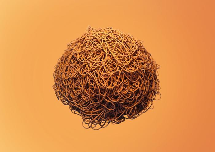 <i>Dôme spaghetti</i>