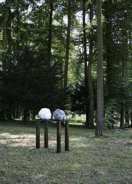 Parc du site historique de Cons de Granville, Lorraine, 2003