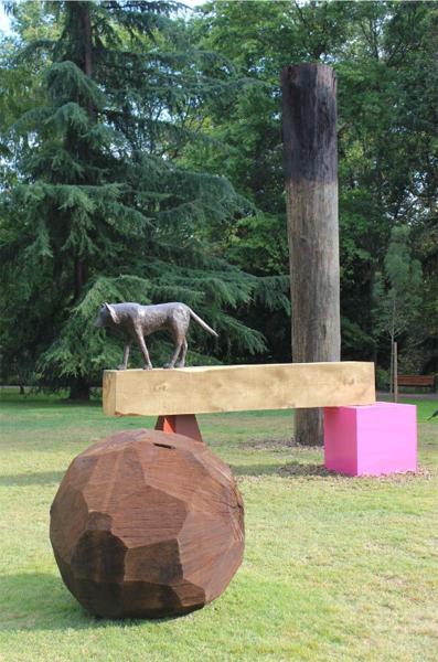 La forêt d'art contemporain, Mont-de-Marsan