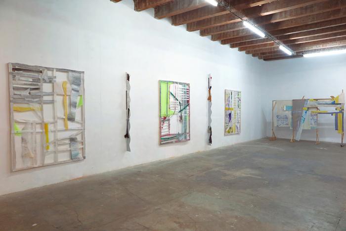 Mur de droite : Nathan Lopez Romero