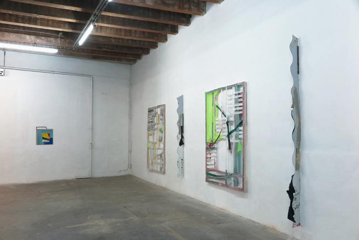 Mur de gauche : Nathan Lopez Romero