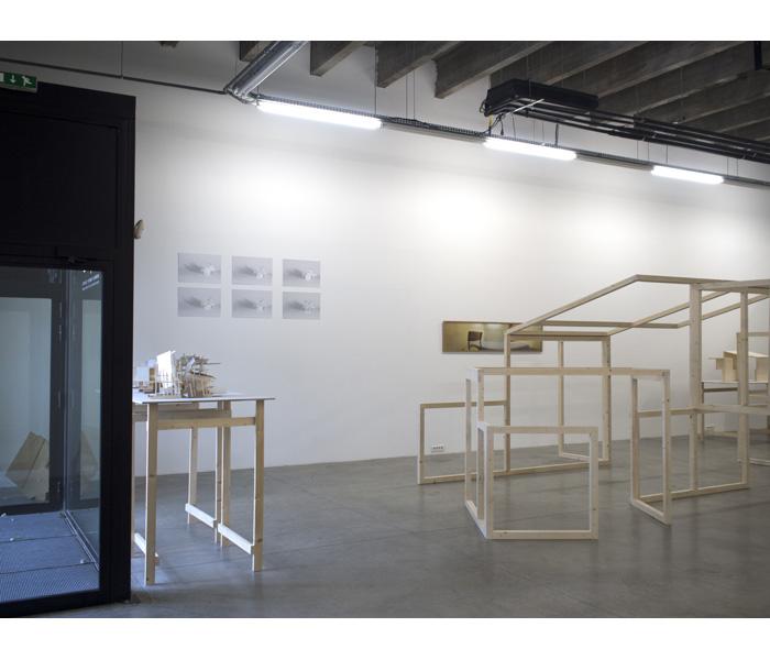 mur face : <i>(im)matériel</i>, 2015, Série de photographies, 36 x 54 cm