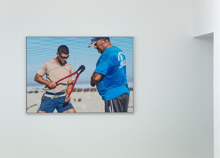 Vue de l'exposition <i>Le jardin des délices</i>, Centre d'art contemporain de Lacoux, 2017